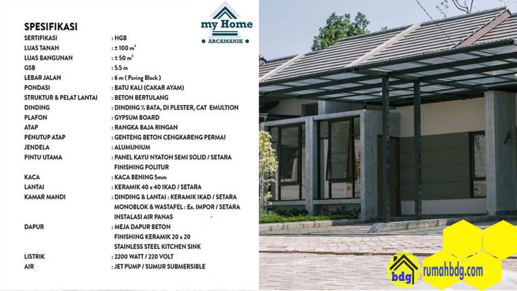 spesifikasi-rumah-my-home-arcamanik-bandung